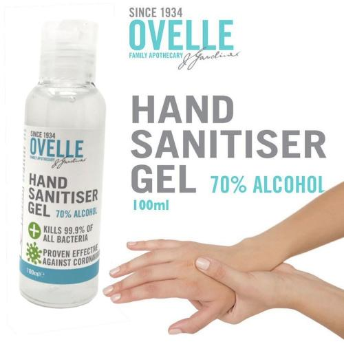 Elave Hand Sanitiser Soft Care Gel