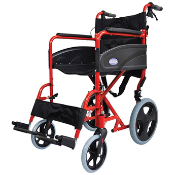 Compact Transport Wheelchair
