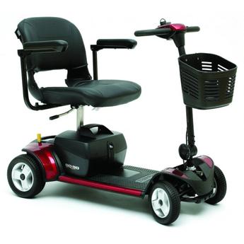 Pride Go Go Elite Traveller Plus 4 Mobility Scooter