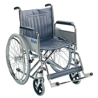 Days Heavy Duty Manual Wheelchair