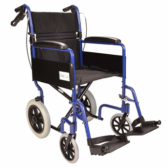 Lightweight Folding Wheelchair - Only 11kg