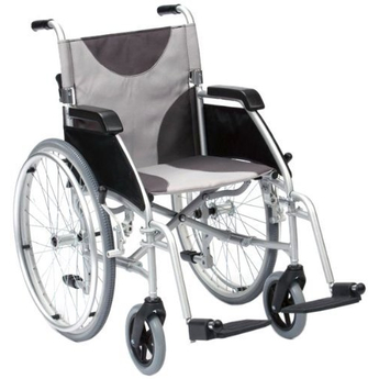 "Enigma Ultra Lightweight Wheelchair 20"" Self Propelled"