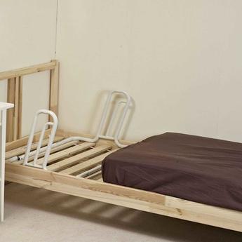 2-in-1 Adjustable Width Bed Stick