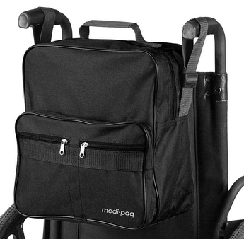 Black Wheelchair bag