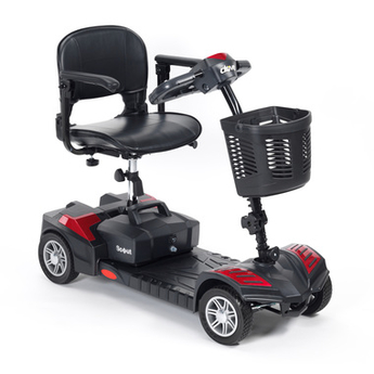 Red Venture Mobility Scooter