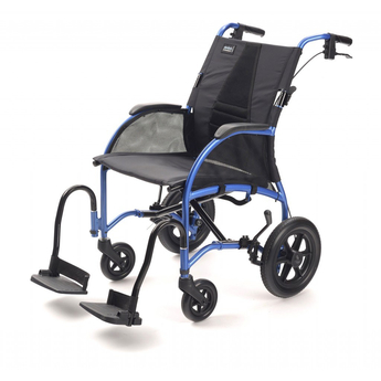 Strongback Ergonomic Transit Wheelchair