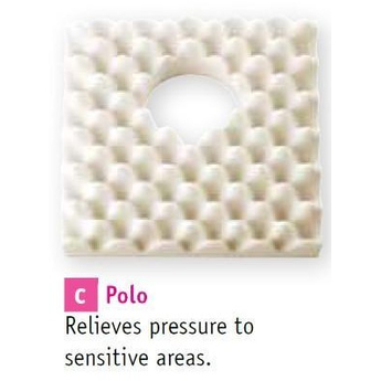 Sero Pressure Office Cushion polo cut out