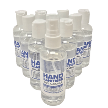 10 Pack Hand Sanitiser