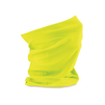 Mouth Protection Mask & Neck Warmer - Yellow