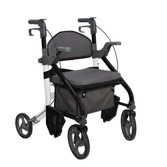 Fusion 2 in 1 Walker / Transit Wheelchair