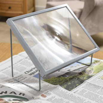 Folding A4 Magnifier & Stand