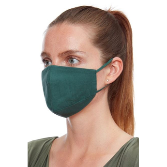 Reusable Face Mask - Green