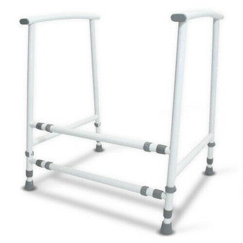 Nuvo Toilet Frame Height and Width Adjustable
