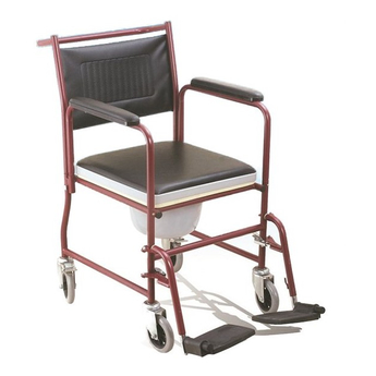 Antar Wheeled Commode Chair
