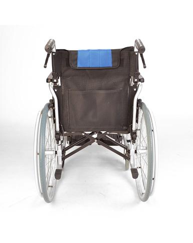 Self Propel Aluminium Wheelchair back view