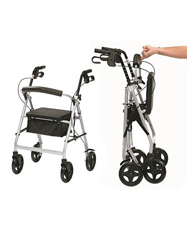 Best selling Lightweight Aluminium Rollator